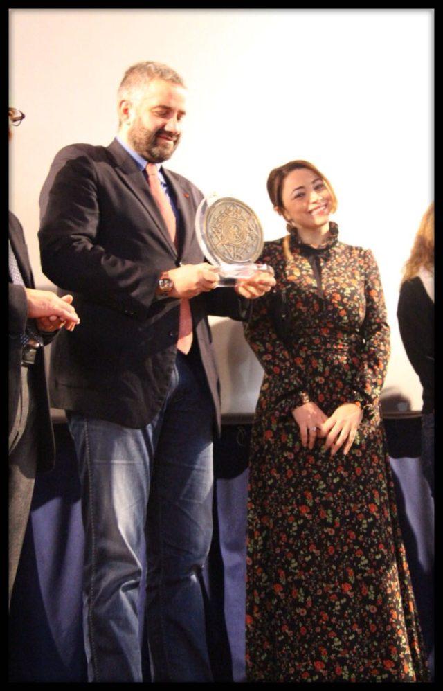 Tonino Scala vincitore del premio